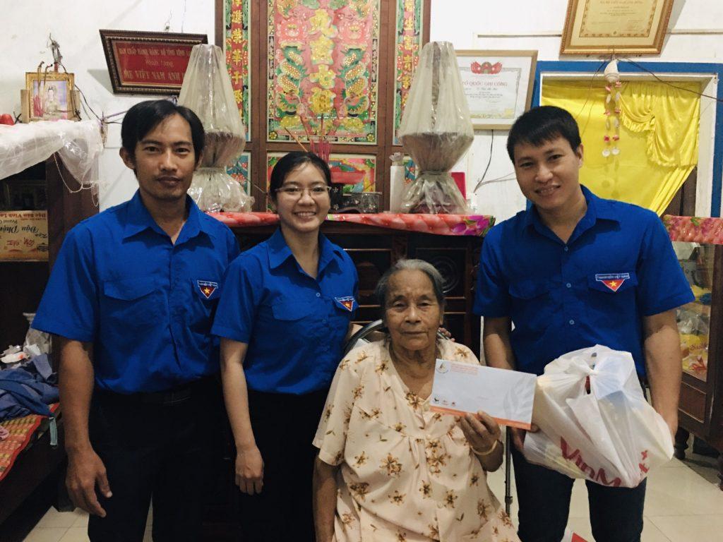 Mẹ VNAH Nguyễn Thị Quyên